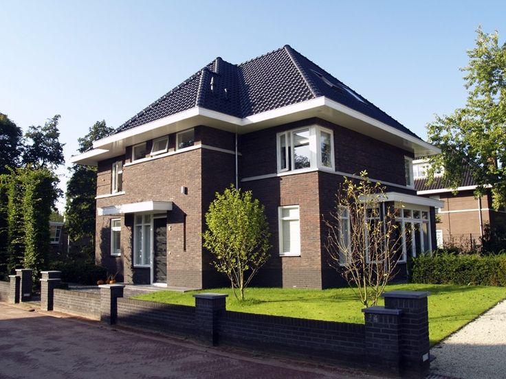 30 2 dreamhouse holland netherlands dutch forward aanbouw jaren 30 ...