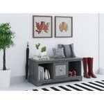 Altra Storage Bench with Cushion & Reviews | Wayfair