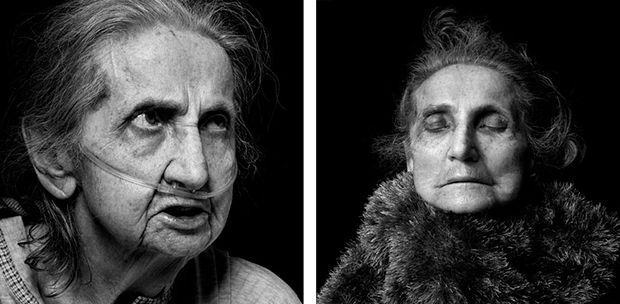 Photos of people before and immediately after death will comfort you and help you face your worst fear.