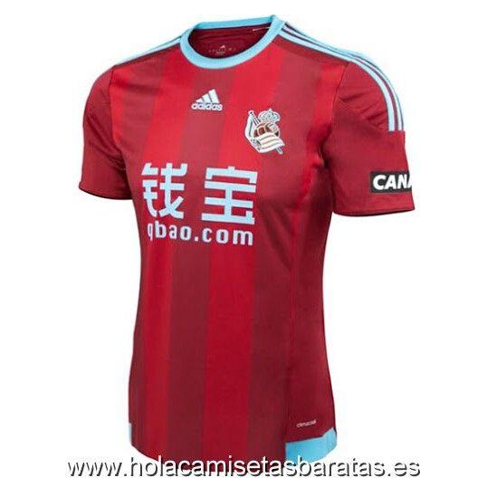 camiseta real Sociedad 2016 segunda equipaciones €20.50