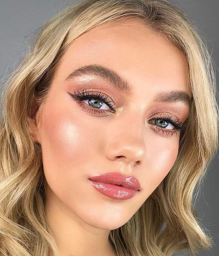 33+ schöne Make Up Ideen