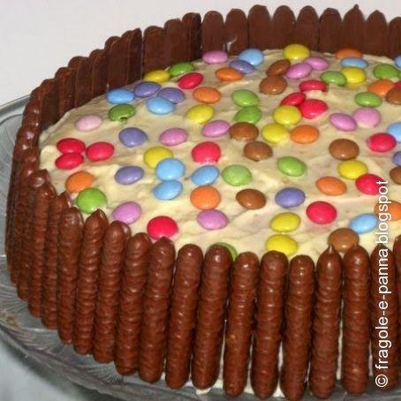 #Torta #Togo e #Smarties per un #compleanno a sorpresa http://www.tribugolosa.com/ricetta-49018-torta-togo-e-smarties-per-un-compleanno-a-sorpresa.htm