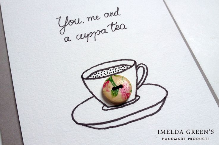 "Is there anything more comforting then a cuppa tea? The Brits know this so well, I wonder, whether ""Would you like a cuppa?"" is the most repeated sentence in British history? If ""…"