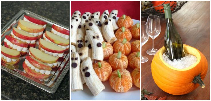 Декор на Хэллоуин: идеи для декораций к празднику своими руками