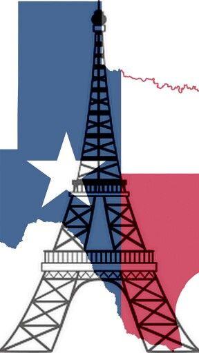 Texas mourns for Paris