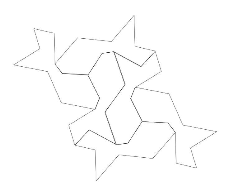 Checking the basic tessellation pattern.