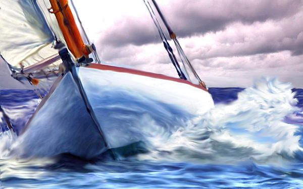 Sea Storm Quotes