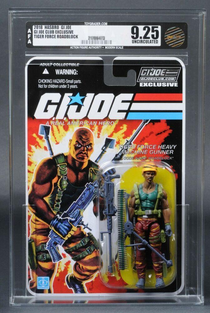 JOE Hasbro 25th Anniversary 3 3//4 Wave 6 Action Figures Comic Book 2-Pack Snake Eyes and Hard Master G.I