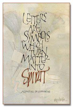 peter thornton calligraphy - Google zoeken
