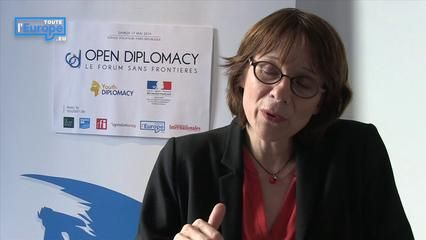 Interview de Corinne BALLEIX sur la politique africaine de l'Union européenne - Vidéo Dailymotion