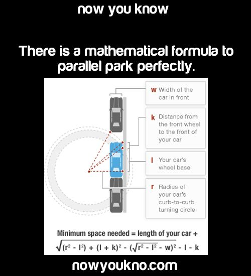 how to pass parallel parking test