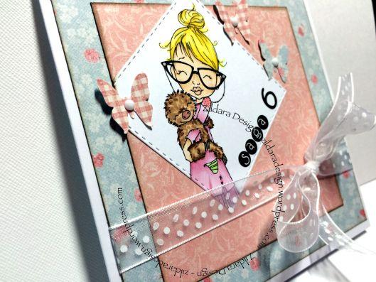 Birthday card for Saga! - by Zildara