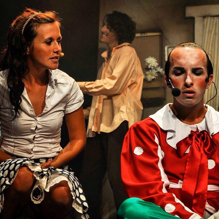 The dialogue - Pinocchio