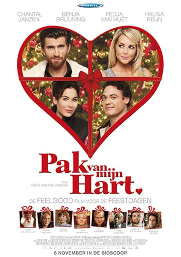Pak van mijn Hart Movie Poster. Grappige film