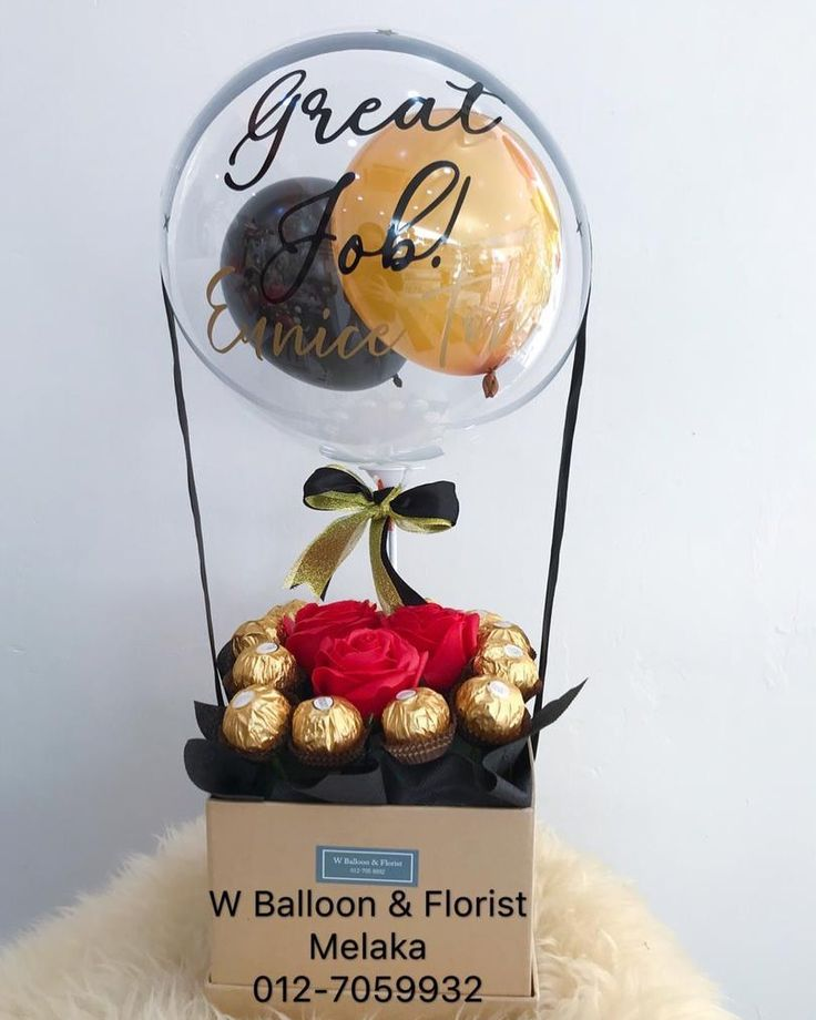 Thank You Great Eastern Melaka for having us. - Hot Air Balloon - Customise for Birthday, Anniversary, New opening, graduation, Wedding proposal, Vale...