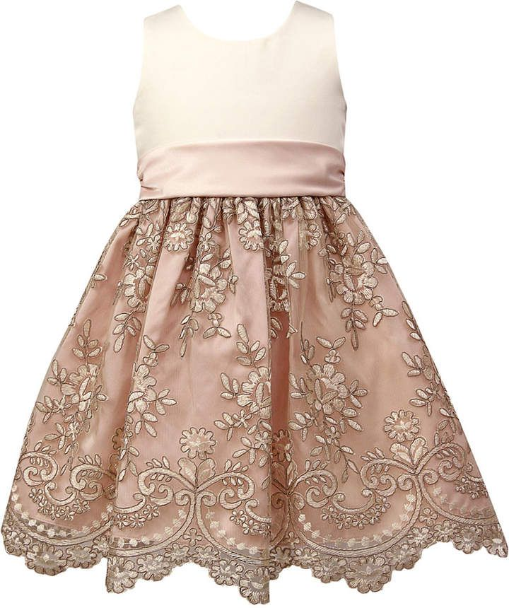 05063a0d077 Jayne Copeland Embroidered Dress