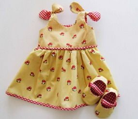 25+ best ideas about Baby Girl Dress Patterns on Pinterest ...