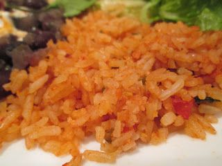 Best Mexican Rice Ever! I've tried 3 or 4 different mexican rice recipies and this one actually tastes like it could be from a mexican restaurant. It does take some time to prepare but it was worth it. Will definitely make again! - Chelsie