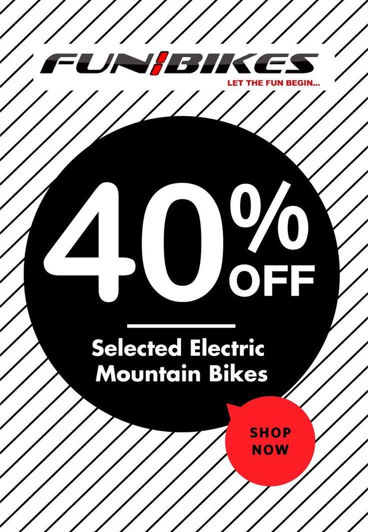 Fun bikes discount code promo codes voucher pro with