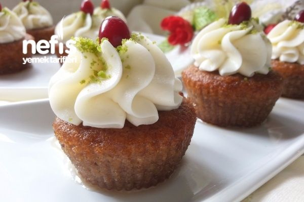 Porsiyonluk Kıbrıs Tatlısı