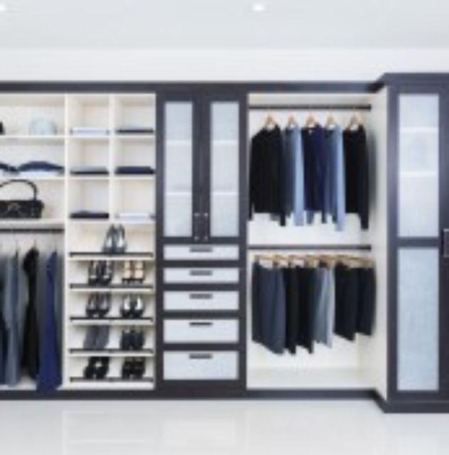 Closet Factory, Reach In Closet #Reachinclostdesign #Customcloset Learn  More: Http: