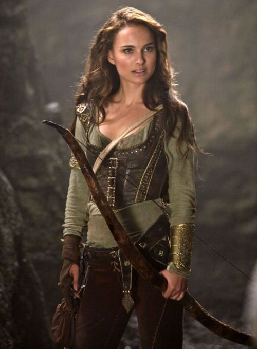 Natalie Portman as Isabel — the outfit <3 | Your Highness
