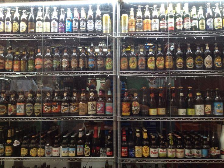 Mundo das Cervejas em Cadeg, Benfica, Rio de Janeiro, RJ
