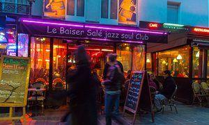 """""""Le Baiser Sale, Jazz, Soul CLub"""""""