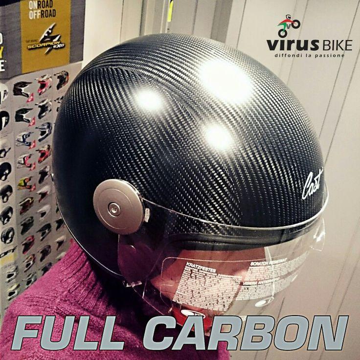 "#FullCarbon per i ""capricciosi"", qui da #VIRUSBIKE"