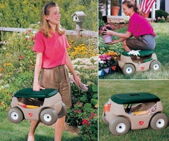 Arthriatis Suffering Avid Gardeners Would Welcome The
