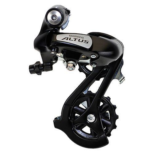 Shimano Altus RD-M310 7/8-Speed Rear Derailleur Mech - Black | AdertoCycles.ie. http://www.adertocycles.ie/shimano-altus-m310-mtb-7-8-speed-rear-mech/