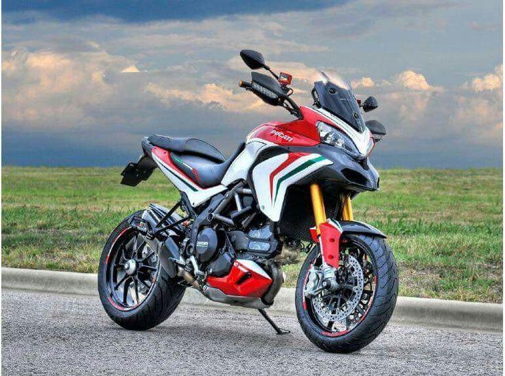 Ducati multistrada 1200 Tri Colore