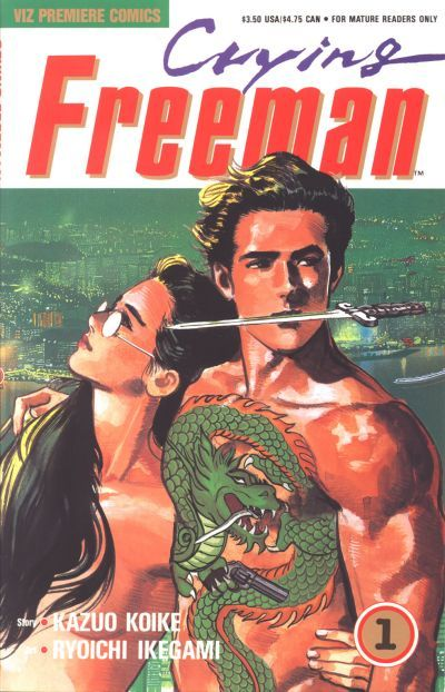 Kazuo Koike (小池 一夫 Koike Kazuo born 8 May 1936 Japan) is a prolific manga writer novelist anime ... Kazuo Koike (小池 一夫 Koike Kazuo born 8 May 1936 Japan) is a prolific manga writer novelist anime writer and instructor. In 1970 he collaborated on a new feature with artist Goseki Kojima who had been an illustrator and then manganka since the 1950s. They created Kozure Ōkami in Weekly Manga Action (19701976) which is collected in English as Lone Wolf and Cub. The series was translated twice in…