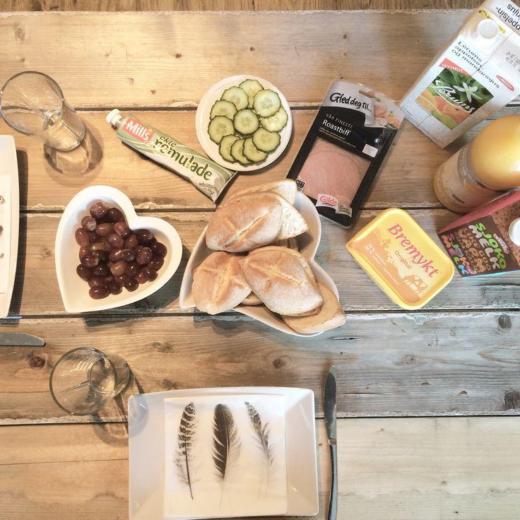 Breakfast date with my best friend <3