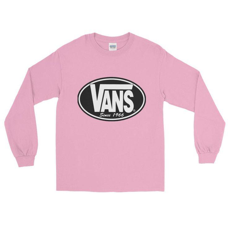 Vans Long Sleeve T-Shirt