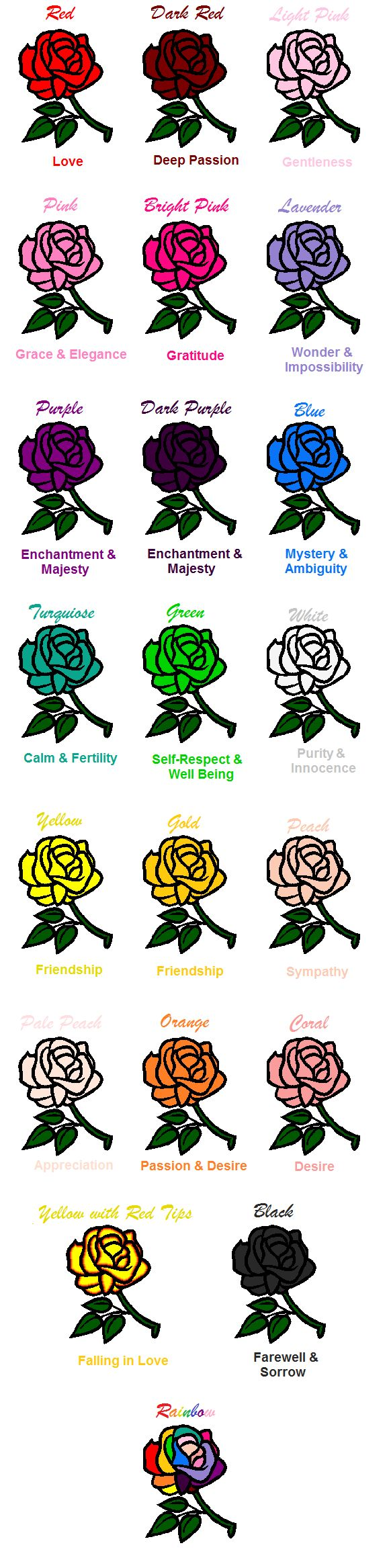 best 25 rose color meanings ideas on pinterest yellow roses