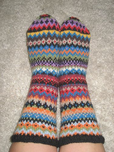 Ravelry: gully1's Colourful socks for me