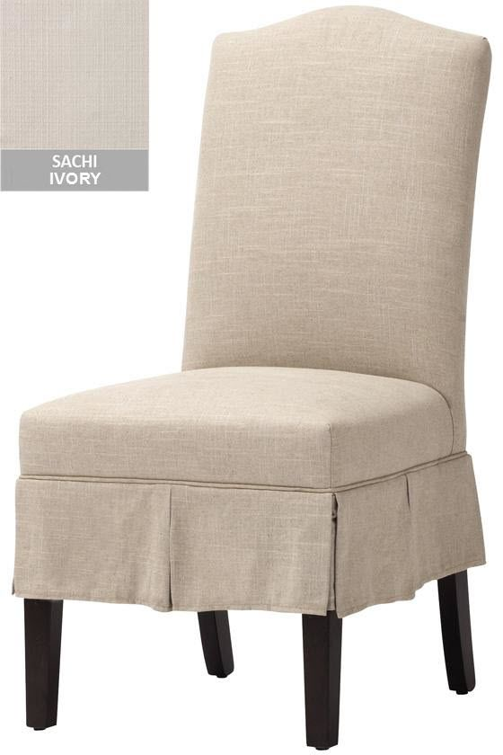 PARSONS DINING CHAIR SLIPCOVERS