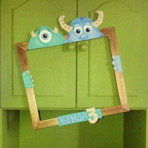 1000 ideas sobre fiesta de monster inc en pinterest for Busco cuadros para decorar