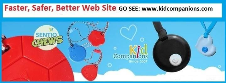 We heard YOU & it is DONE: Updated to a Faster, Safer, Better Web Site GO SEE: www.kidcompanions.com