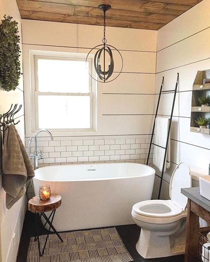 Basement Bathroom Soaking Tub