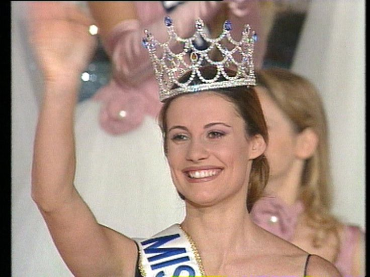 Miss France 1998 - Sophie Thalmann