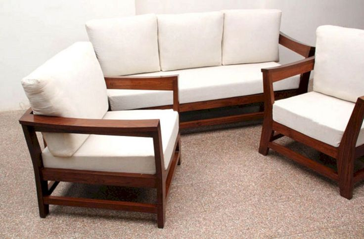 40+ Best Wooden Chairs Design To Make Your Living Room