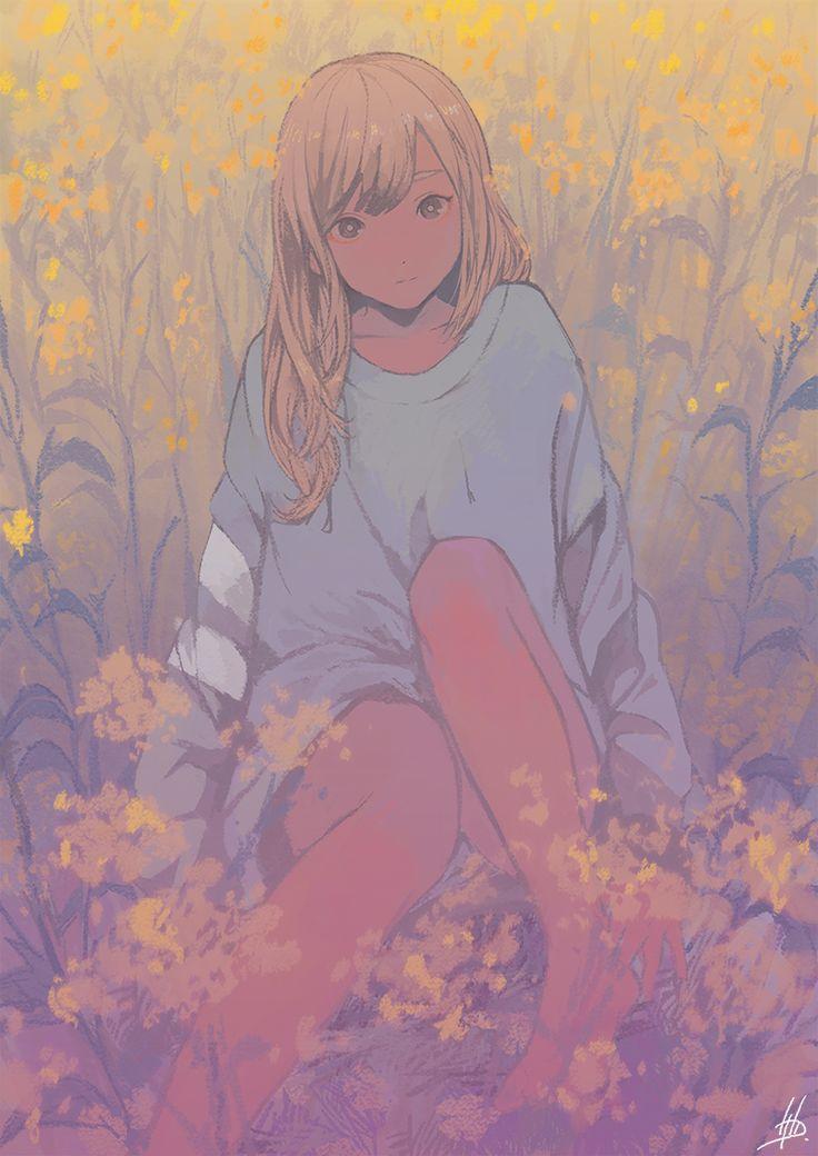 花園 - ナナカワ▲デザフェスc-183 - pixiv