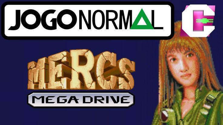 Mercs (Mega Drive) #2: A Cara Da Capcom | CFX