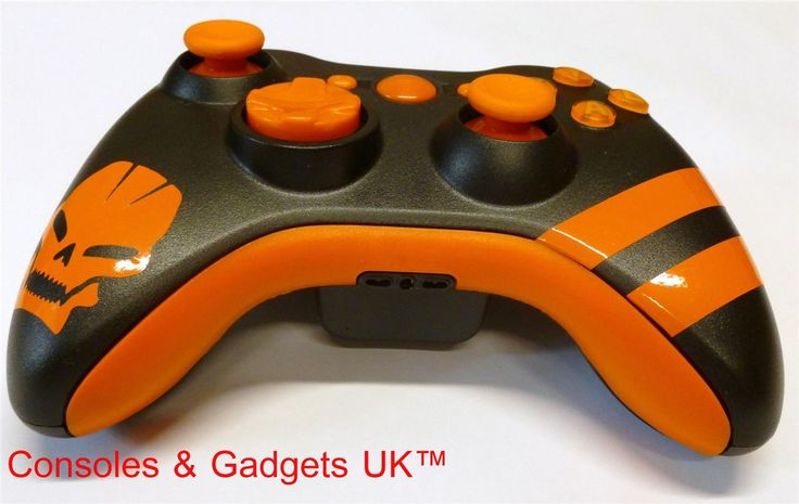 Modded Xbox 360 For Sale | XBOX 360 MODIFIED CONTROLLER,MODDED, CUSTOMISED - NON RAPID FIRE, NEW ...