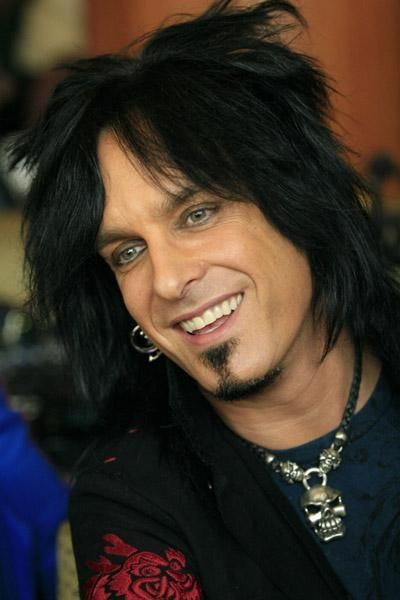 Nikki Sixx is my all time fantasy! 53 or not! i love him so much i named my son Gunner cuz he did :)