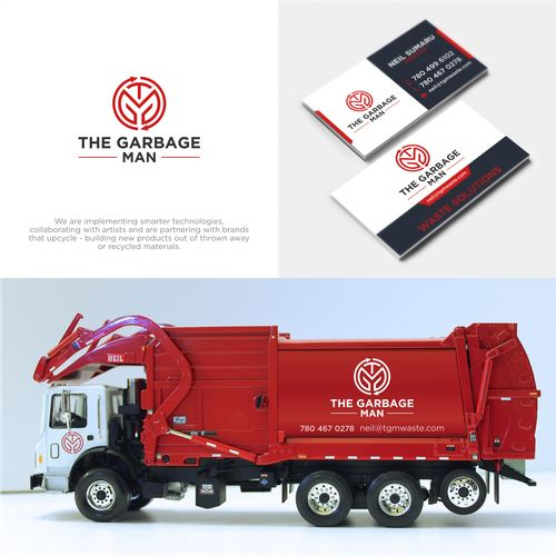 TGM, The Garbage Man or TGM Waste Solutions (we are open to suggestions) - What? Make a Garbage Company a Lifestyle Brand!?