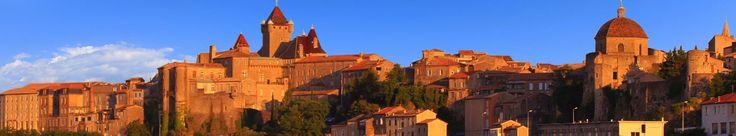 Vacances en Ardèche : Le Pays d'Aubenas-Vals-Antraïgues