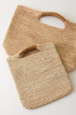 Crochet Bag - Inspiration: